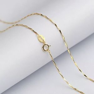 Jewelry - 925 + gold chain